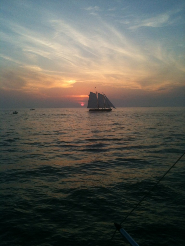 Key West Harbor Sunset