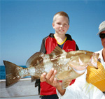 Boy's First Grouper